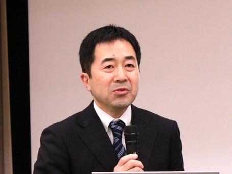 田中 啓:講師紹介