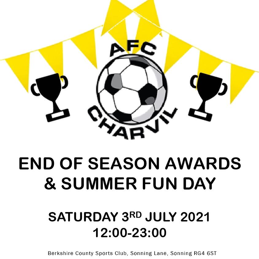 AFC Charvil Awards & Summer Fun Day