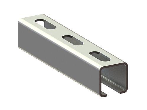 Profil montaj tip A (30x30x1.5mm) L=3000mm