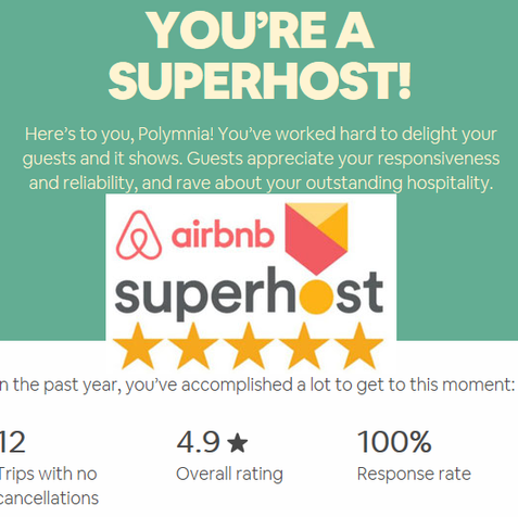 Airbnb Super host 2018