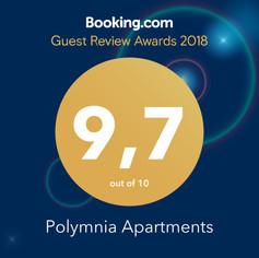 Booking.com - Awards 2018