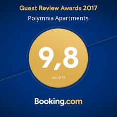 Booking.com - Awards 2017