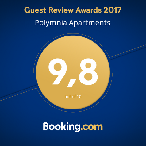 Booking.com - Awards 2017