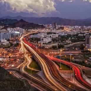 Darsait, Oman