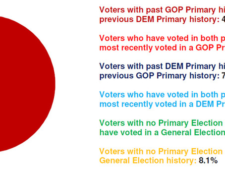 Republican Primary Election Analysis