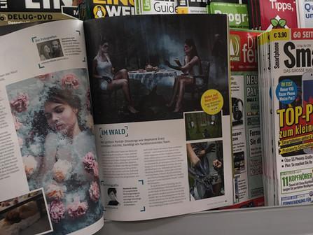 Veröffentlichung im CHIP Foto-Video magazin!
