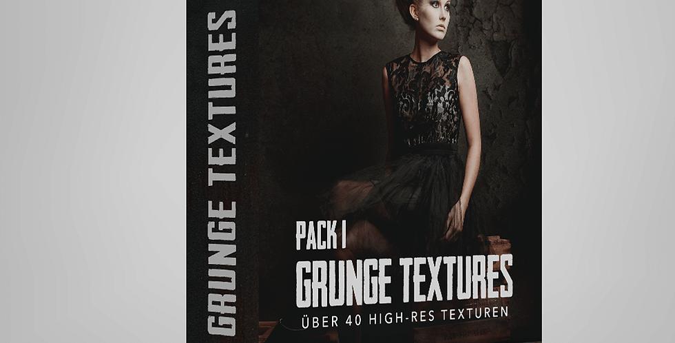 Grunge Texturen Pack 1