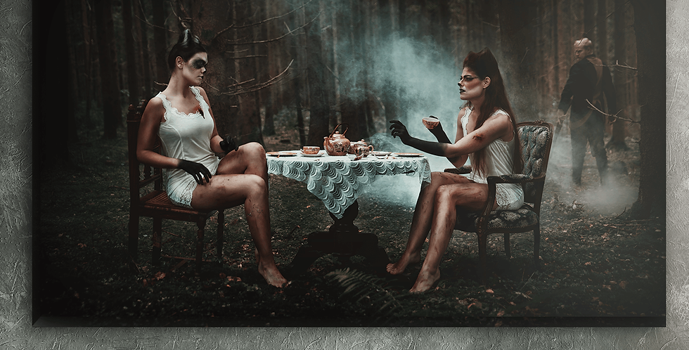 Poster: Forest Friendship
