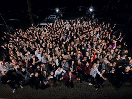 TION V – Das Community Event von Calvin Hollywood