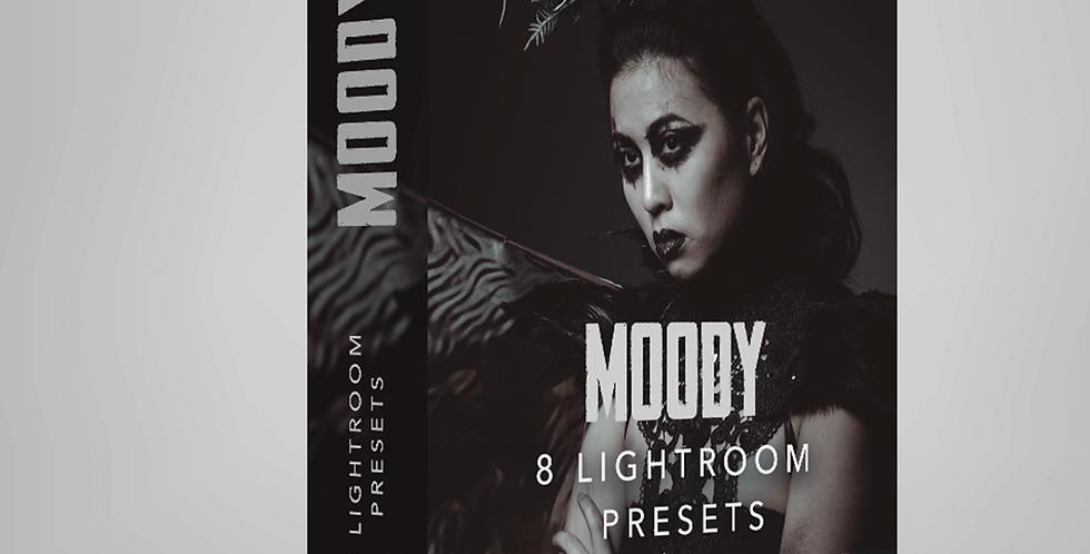Preset: blacksally moody