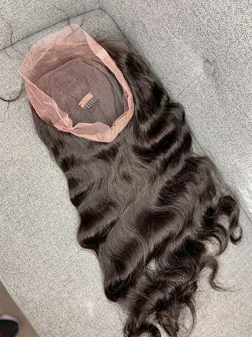 "22"" Full Lace (360) wigs"