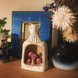 My little Altar-猫-