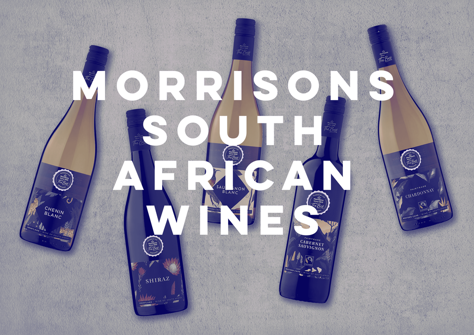 Morrisons South African Wines