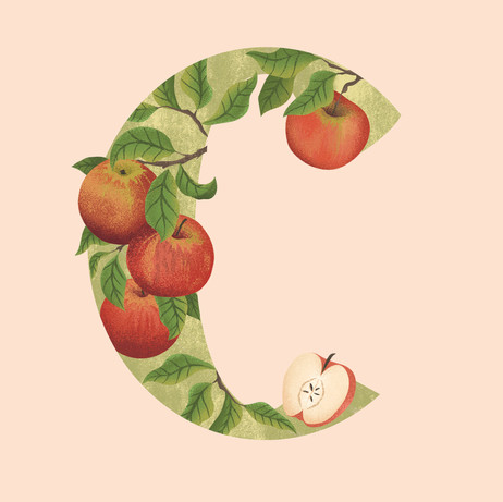 C is for Cox Apple