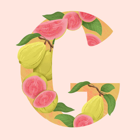 G is for Guava