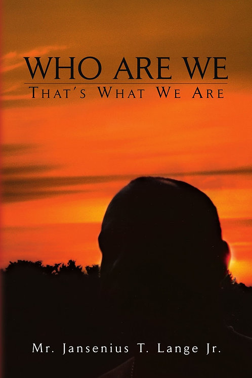 Who We Are (eBook coming soon)