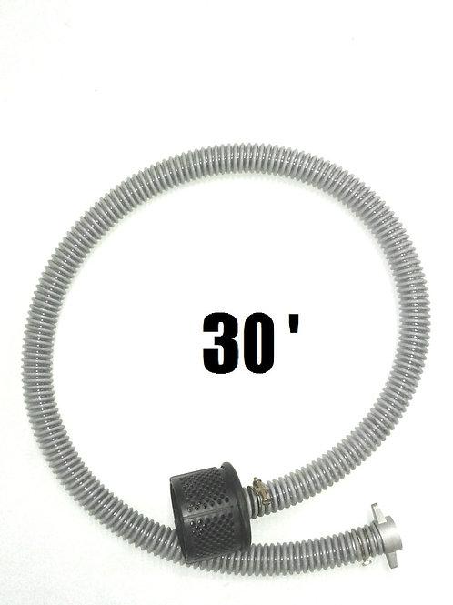 30'  Suction Hose