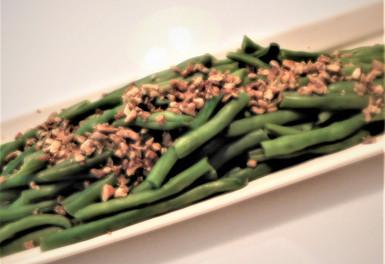 Clean Crunch on Green Beans