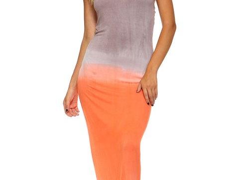 Tie Dye Back Out Dress