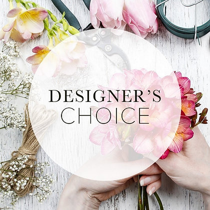 Seasonal Bouquet/Designer's Choice