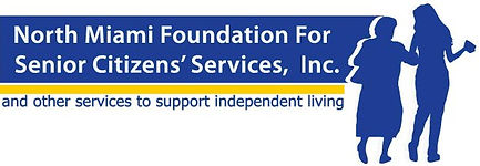 North Miami Foundation for Senior Citizens' Services Logo