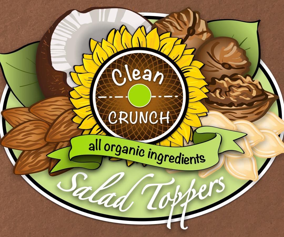 Clean Crunch Organic Label