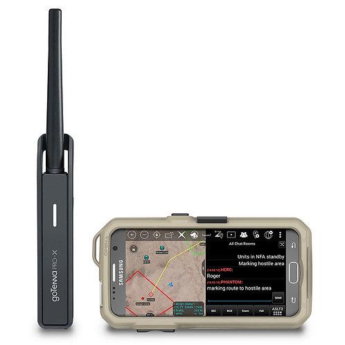 goTenna Pro X Tactical Mesh Networking Radio