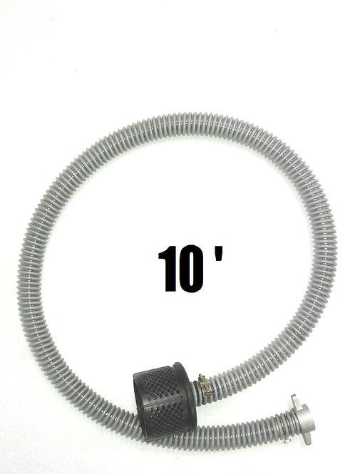 10'  Suction Hose