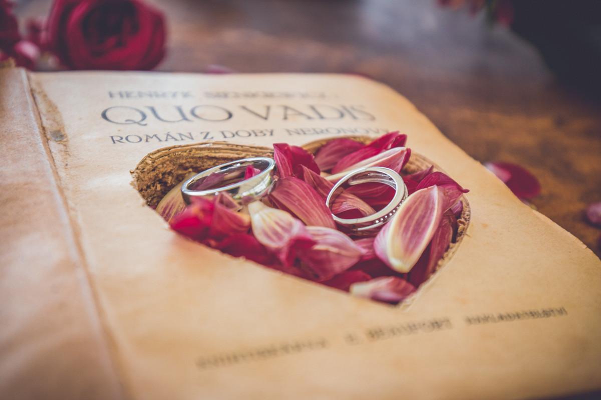 Dekorace na svatbe