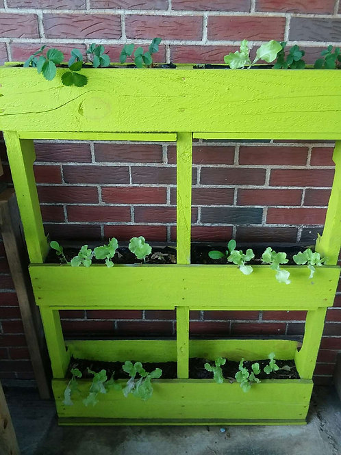 Pallet Planter... Call to Order (205)422-0529