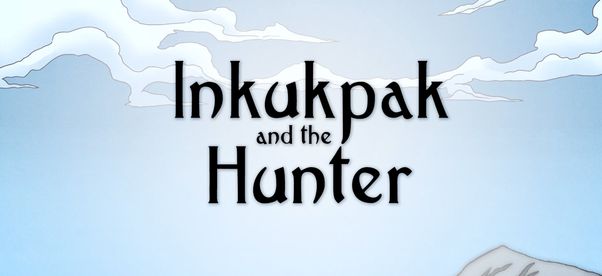 Inukpak and the Hunter (short)