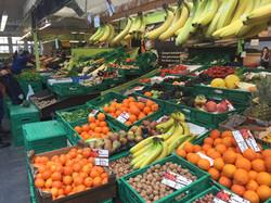 Indoor Market - Markthalle