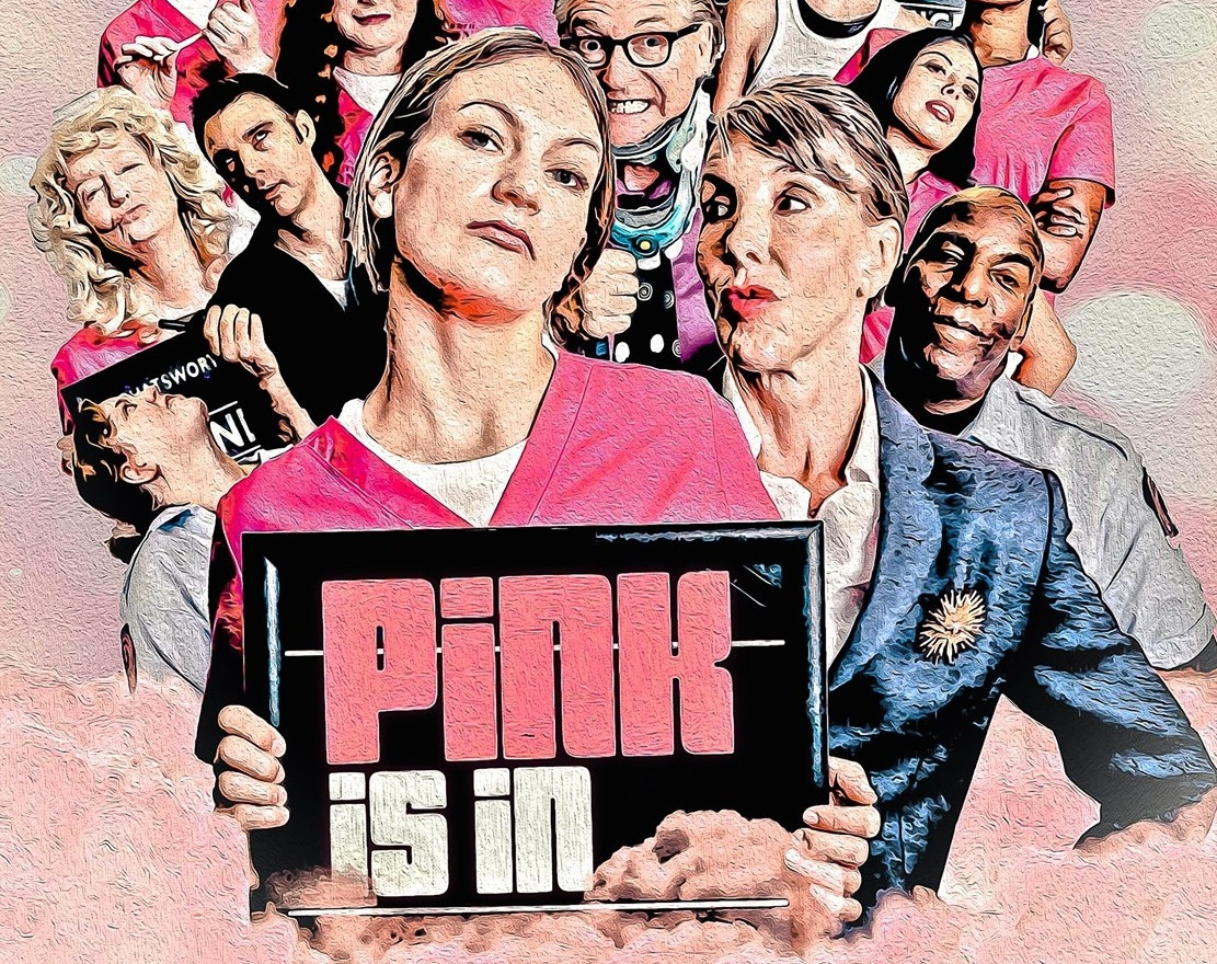Pink Is In