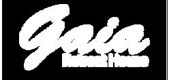 gaia logo white