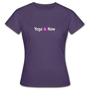 Yoga is Now T-shirt