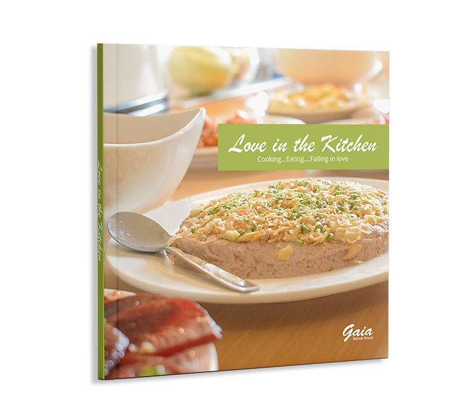 Gaia Retreat House Recipe Book