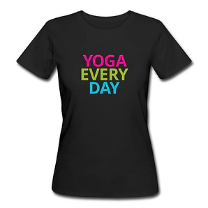 Yoga Every Day T-shirt