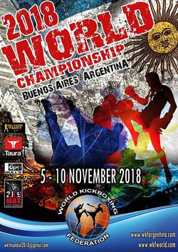 Affiche Buenos Aires 2018