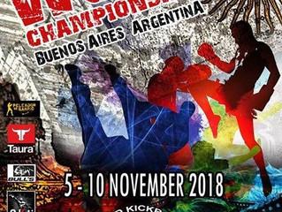 Championnat du monde amateur WKF 2018