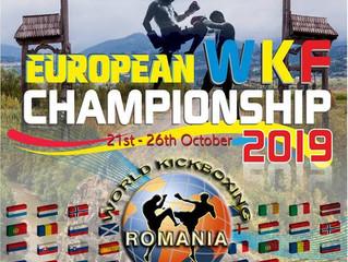 Championnat d'Europe 2019