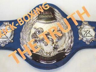 2éme partie finale Kickboxing F.K.B.D.A