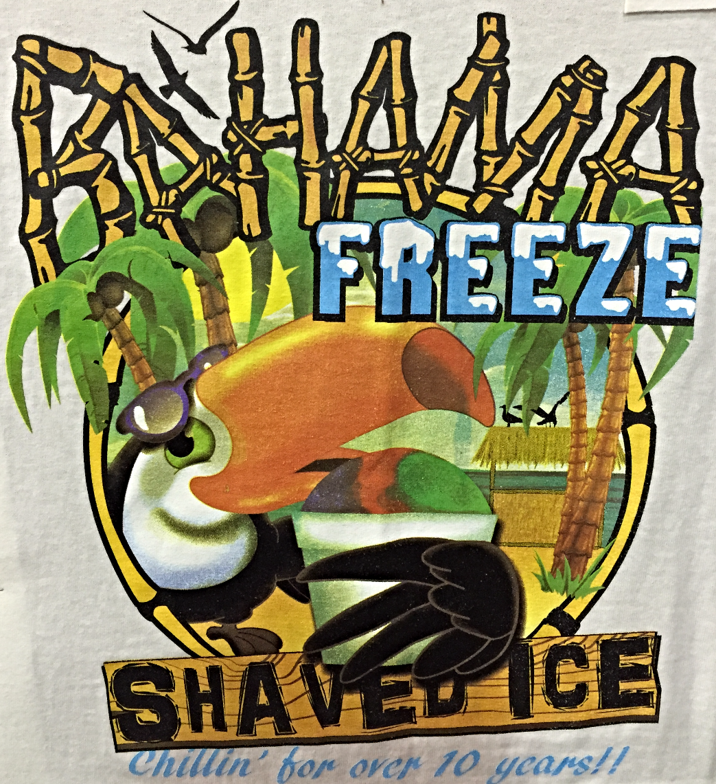 Hawaii Freeze Shaved Ice