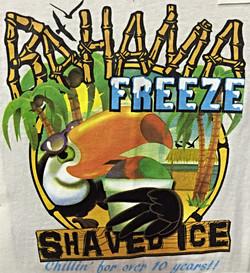 Hawaii Freeze Shaved Ice