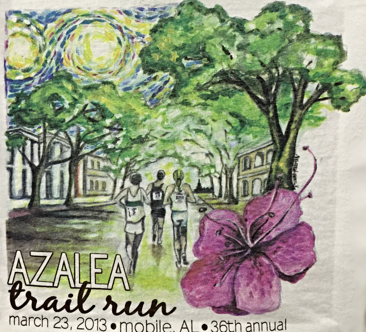Mobile Azalea Trail Run