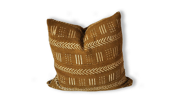 African Mud cloth pillows