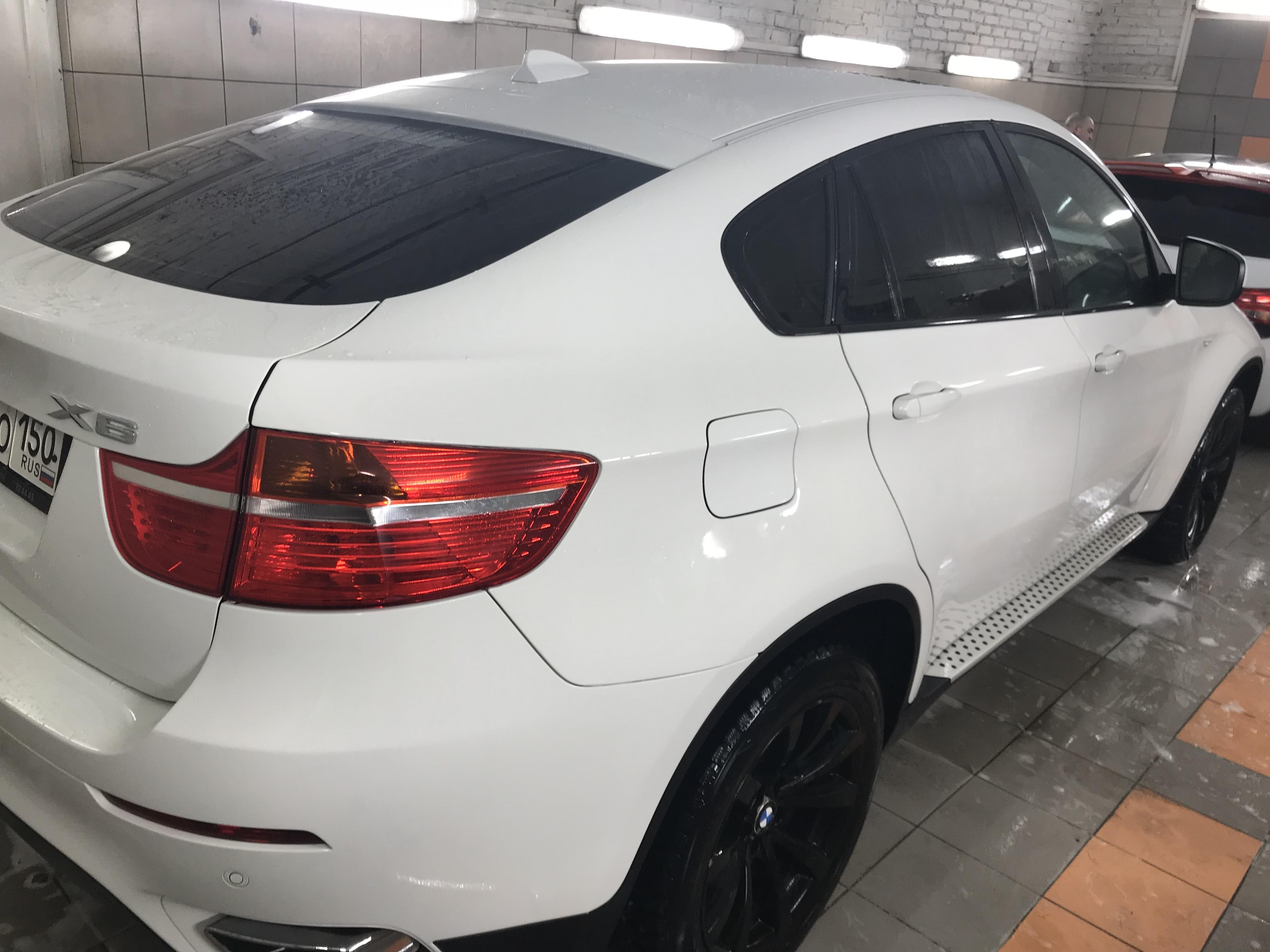 Мойка BMW X6