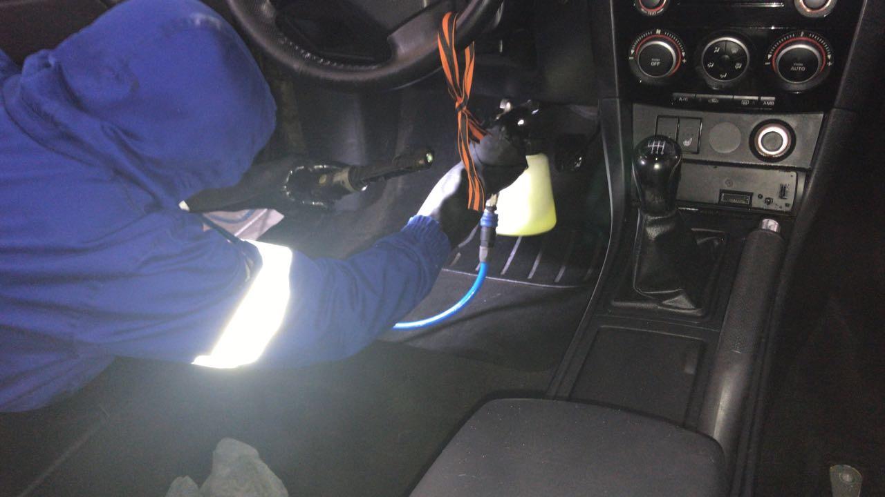 Предпродажная подготовка Mazda 3