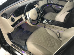 Мойка Mercedes S-class w222
