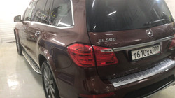 Мойка Mercedes GL500