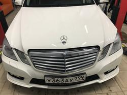 Мойка Mercedes E-class w212